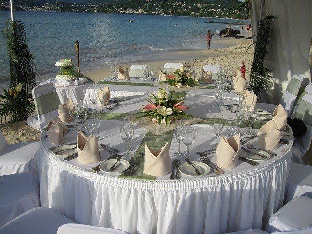 10 wedding table setting