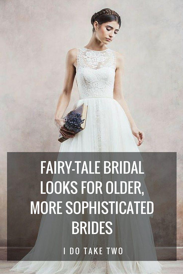 fairytale bridal looks