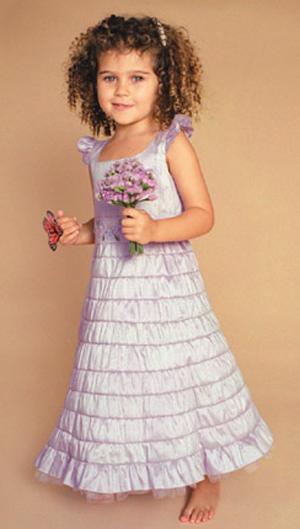 Fox 'n' Lily Flower Girl Dress