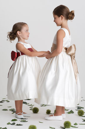 UsAngels Flower Girl Dresses
