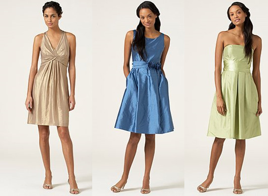 Ann Taylor Bridesmaid Dresses