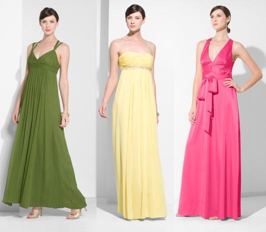 BCBG Evening Gowns