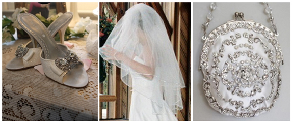 Veils and Accessories for sale on PreOwnedWeddingDresses.com