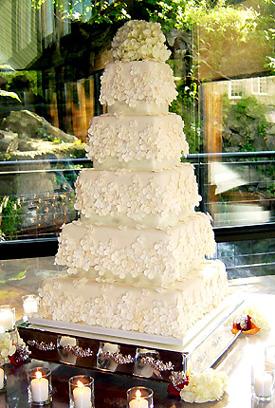 Cake Odyssey Wedding Cake