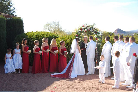 A Sedona Wedding for $5000