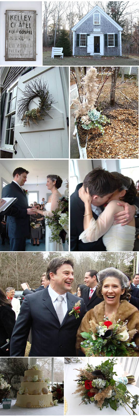 A Cape Cod Wedding for $7000