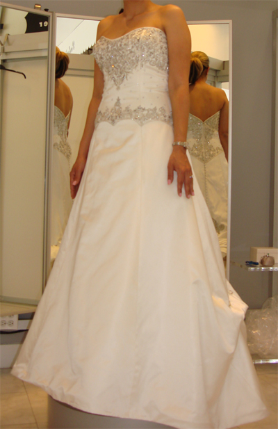 Pre sell a wedding dress yes preowned wedding dresses for Sell preowned wedding dress