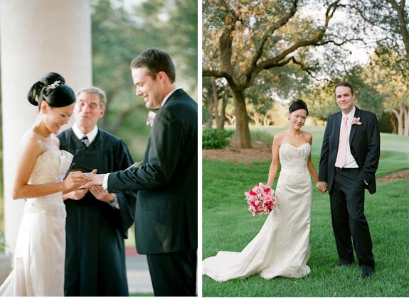 Real Wedding: Gina and Jason