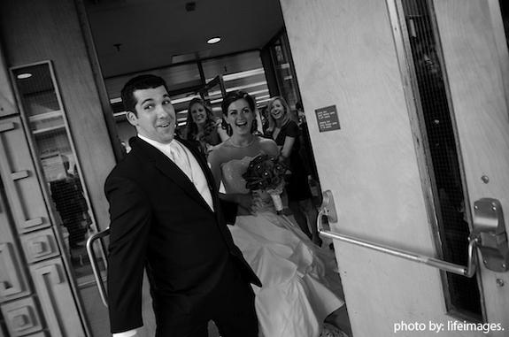 Real Wedding: Jaclyn & Terry
