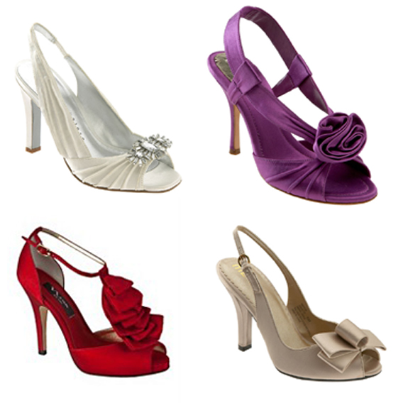 The Look For Less: Shoes, Shoes, Shoes!