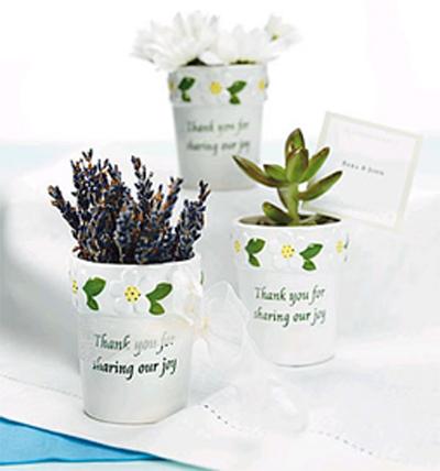 Miniature Flower Pot