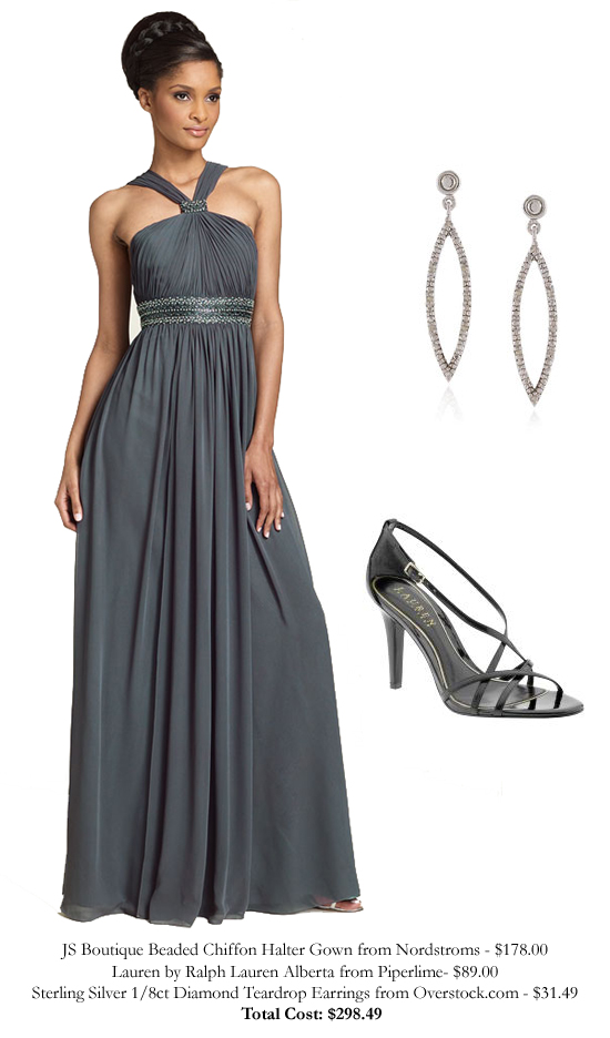The Look For Less: Bridesmaid Dresses