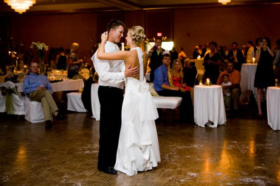 Real Wedding: Chelsey and Nick