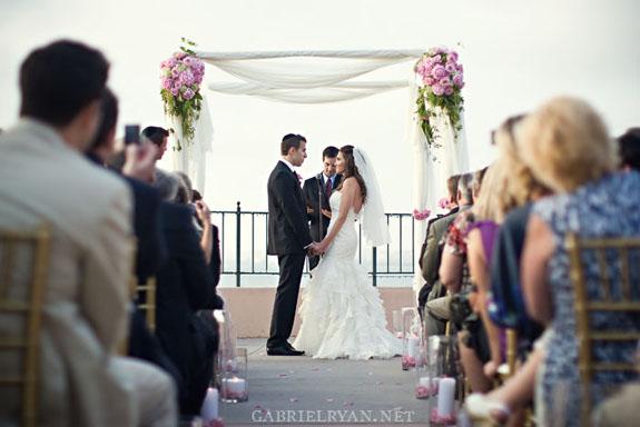 Real Wedding: Cara and Craig
