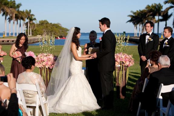Real Wedding: Gisela and Richard