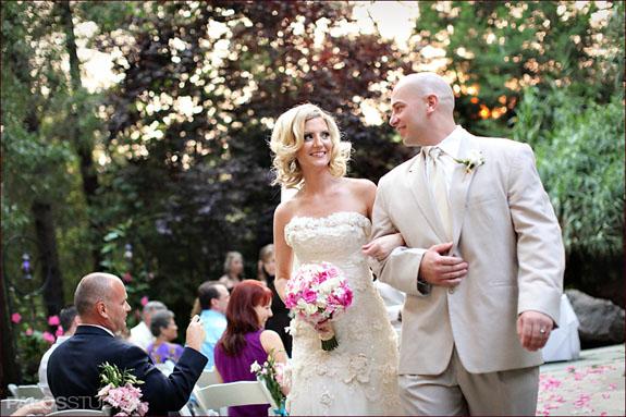 Real Wedding: Jess and Karl