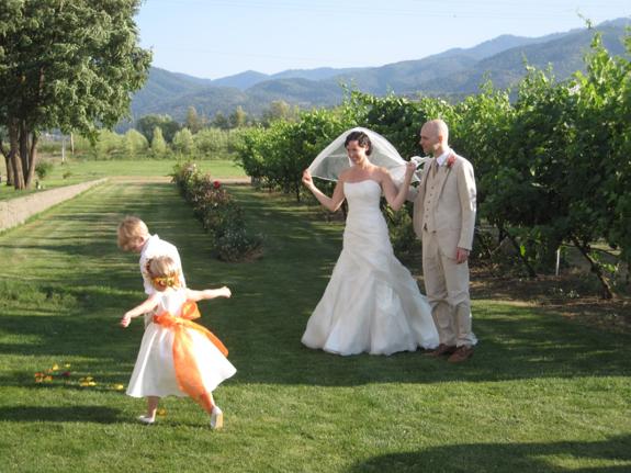 Real Wedding: David & Kate