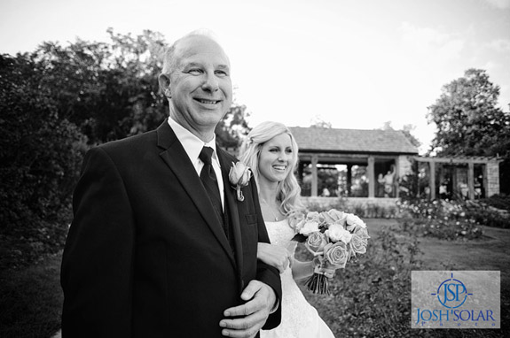 Real Wedding: Allison & Mark