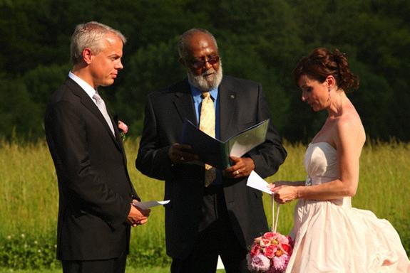 Real Wedding: Anna & Craig