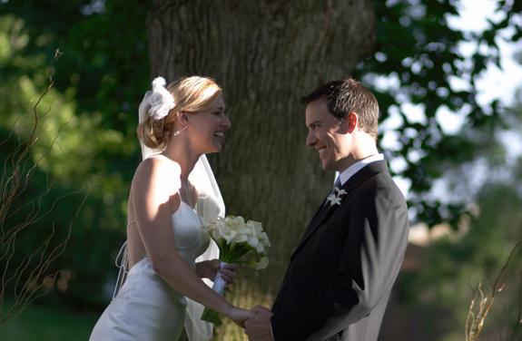 Real Wedding: Heather & Michael