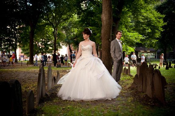 Real Wedding Karen & Mark
