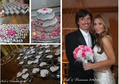 Real Wedding: Bob & Vanessa