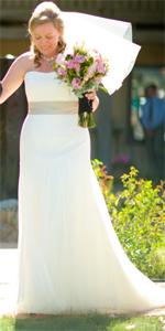Vera Wang Wedding Dress | PreOwnedWeddingDresses.com