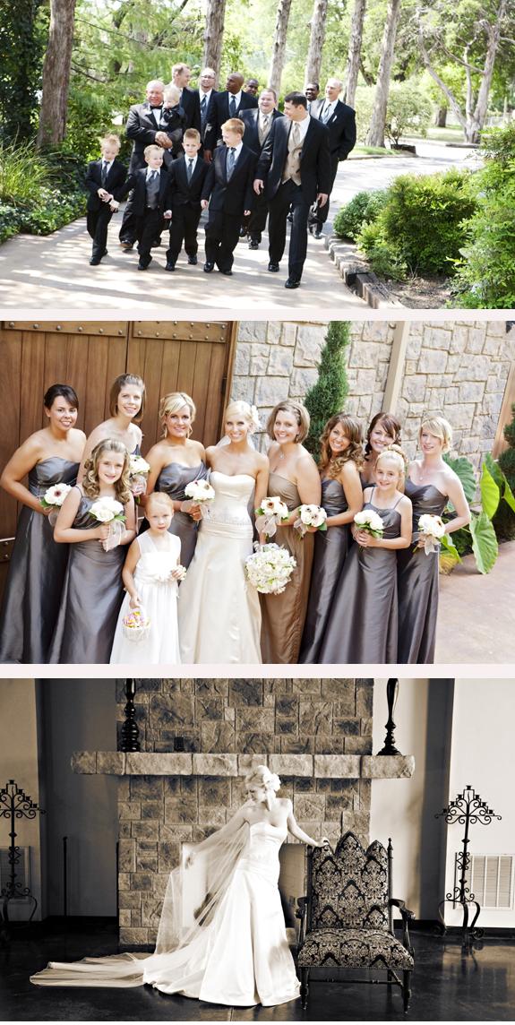Real Wedding Aubrey Amp Cody Preowned Wedding Dresses
