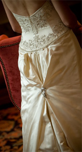 Amsale Glamorous Wedding Dress