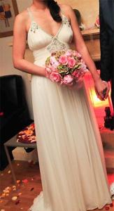 Jenny Packham Glamorous Wedding Dress