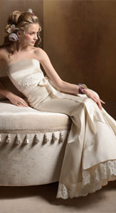 Sample Alvina Valenta Wedding Dress: $900 ($2600 less than retail)