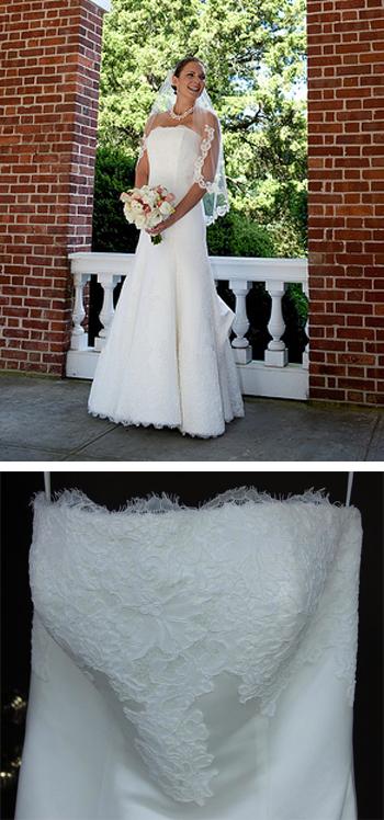 Priscilla of Boston Whitney Wedding Dress