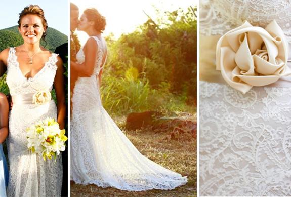 Monique Lhuillier Claire Wedding Dress