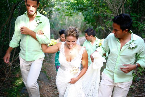 Real Wedding | Barbara & Robert
