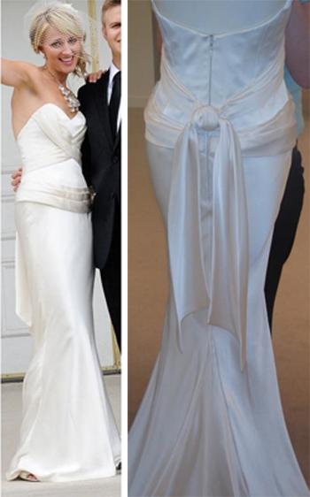 Elizabeth Fillmore Starlet Wedding Dress