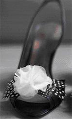 Wedding Shoes: Embellished vs. Extravagant