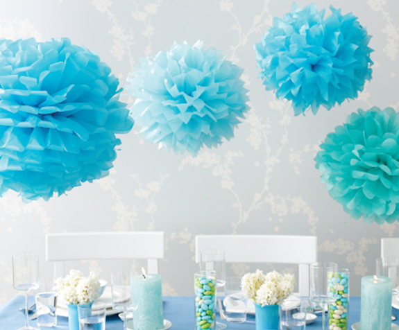 how to make tissue paper flowers martha stewart Jodi levine and her young guests make flowers out of tissue paper to decorate their hair and an easter basket.
