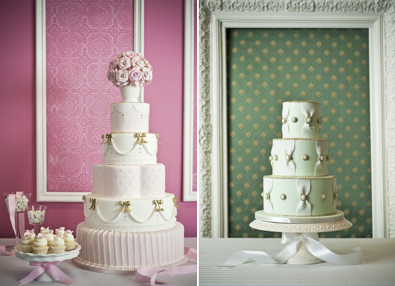 Get The Look For Less Faux Wedding Cakes Preowned Wedding Dresses