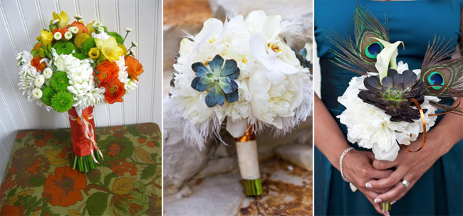 Wedding Flowers - Bridal Bouquets, Boutonnieres, Centerpieces