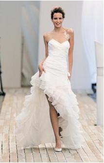 Flirty Wedding Dresses 91