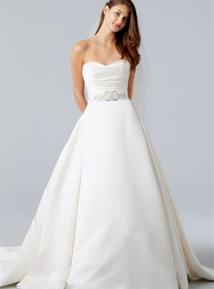 2011 Wedding Dress Trends | Embellished Belts | PreOwned Wedding Dresses