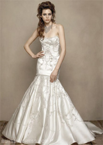 wedding dresses for hourglass shapes preowned wedding dresses