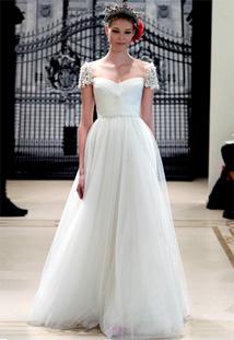8fcb3db7de37 Reem Acra | Spring 2012 Bridal | PreOwned Wedding Dresses