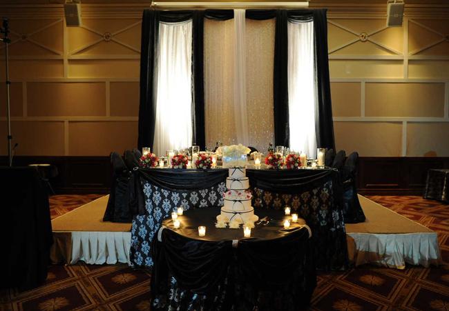 Reception Hall Preowned Wedding Dresses