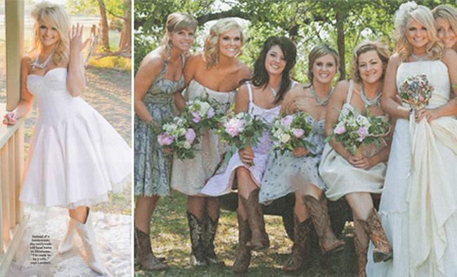 Miranda Lambert\'s Priscilla of Boston Reception Dress | PreOwned ...