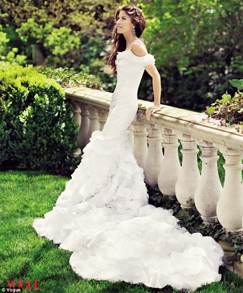 Dylan Laurens Wedding Dress