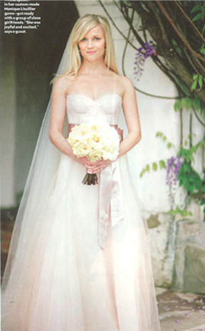 our favorite celebrity wedding dresses of 2011