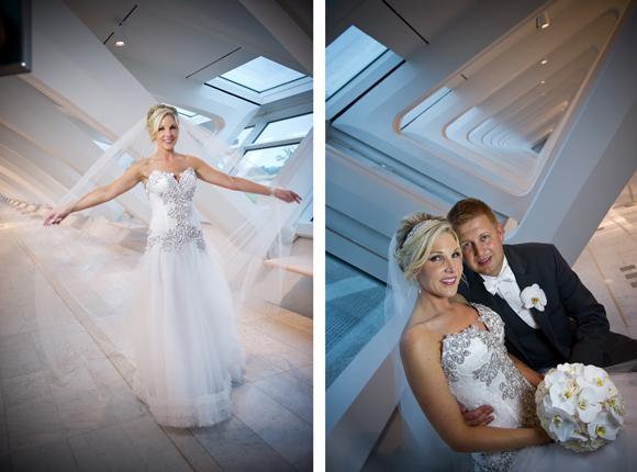 Why Tiffany Decided To Her Wedding Dress