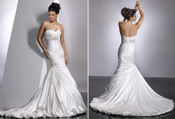The 5 most popular preowned wedding dresses preowned for Pre worn wedding dresses