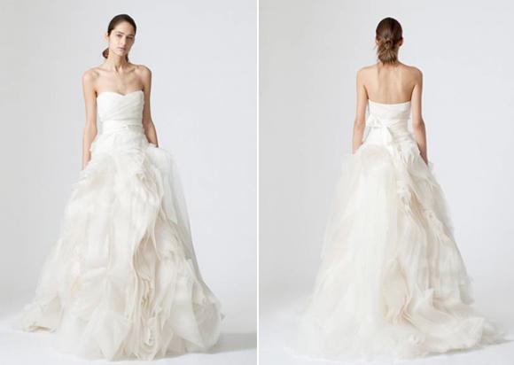 most sold wedding dress